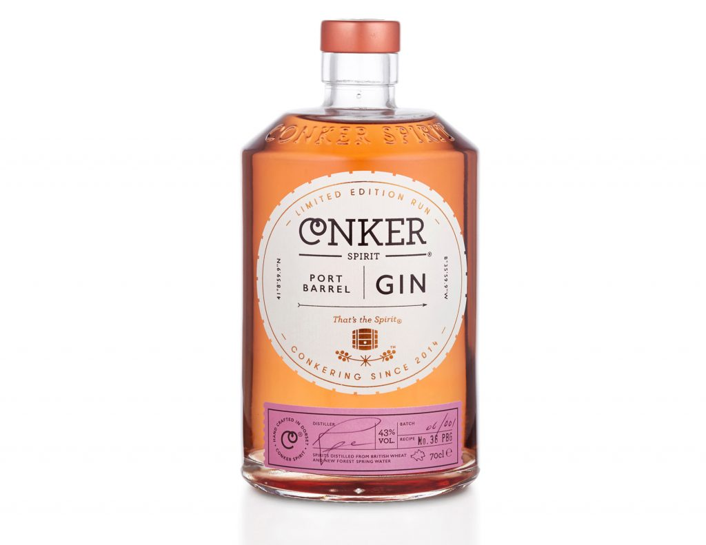 Port Barrel Gin