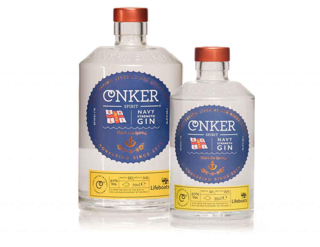 RNLI Navy Strength Gin